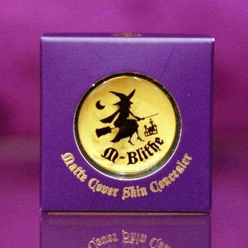 M-Blithe Matte Cover Skin Concealer เอ็ม-บลายท์ คอนซีลเลอร์