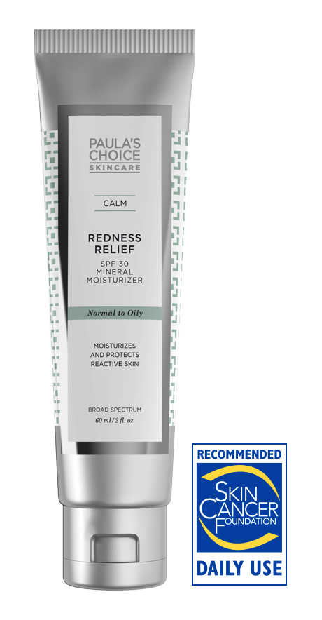 PAULA'S CHOICE CALM Redness Relief SPF 30 Moisturizer Normal to Oily Skin