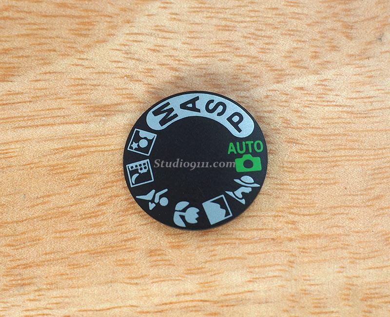 แหวน Dial Mode แหวนปรับโหมด สำหรับกล้อง Nikon D80
