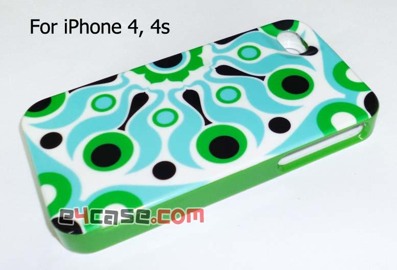 เคส iPhone 4, iPhone 4s - เคสประกบเนื้อแข็ง
