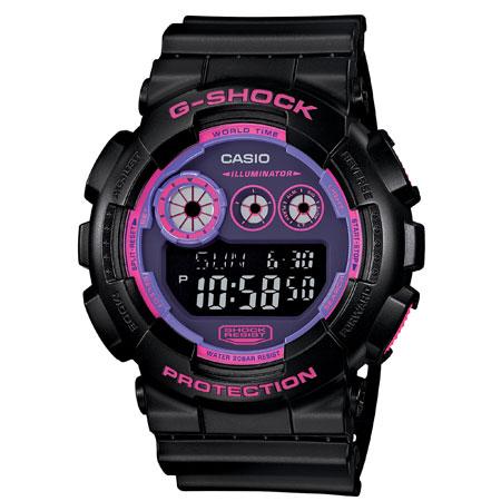 นาฬิกา คาสิโอ Casio G-Shock Limited Models รุ่น GD-120N-1B4 สินค้าใหม่ ของแท้ ราคาถูก พร้อมใบรับประกัน