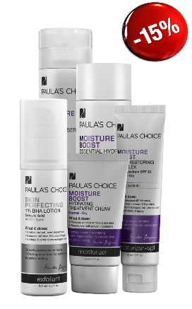 PAULA'S CHOICE Moisture Boost Super Kit