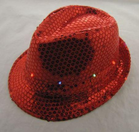 **หมวกแฟนตาซีมีไฟกระพริบ สีน้ำเงิน แดง ชมพู (3 pcs/pack) | 3ชุด/แพ๊ค | เฉลี่ย 90/ชุด
