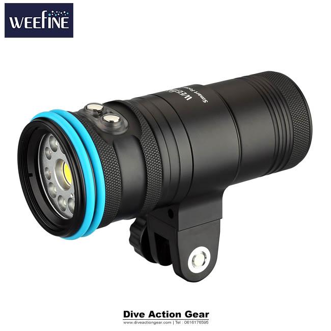 Weefine Smart Focus 2300 and Video Light รับประกันสินค้า 2 ปี