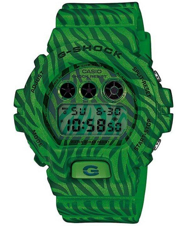 นาฬิกา คาสิโอ Casio G-Shock Limited Models รุ่น DW-6900ZB-3 สินค้าใหม่ ของแท้ ราคาถูก พร้อมใบรับประกัน