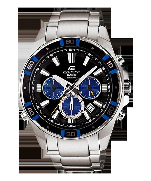 นาฬิกา คาสิโอ Casio Edifice Chronograph รุ่น EFR-534D-1A2V สินค้าใหม่ ของแท้ ราคาถูก พร้อมใบรับประกัน