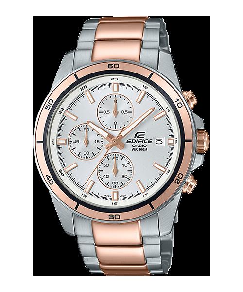 นาฬิกา คาสิโอ Casio Edifice Chronograph รุ่น EFR-526SG-7A5V สินค้าใหม่ ของแท้ ราคาถูก พร้อมใบรับประกัน