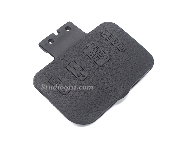 ยางปิดช่อง USB สำหรับกล้อง NIKON D700