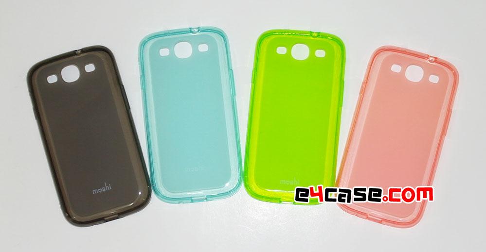 เคส Galaxy S3 (Samsung i9300) - เคสยาง