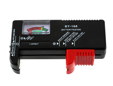 เครื่องวัดพลังงานแบตเตอรี่ Battery Tester