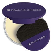 ลด 20 % PAULA'S CHOICE :: Resist Flawless Finish Pressed Powder แป้งเนื้อเนียนละเอียด โทนธรรมชาติ ลดเลือนริ้วรอย อ่อนโยนปราศจากน้ำหอม มาพร้อมแปรงปัดหน้าขนสังเคราะห์ (เลือกสีด้านใน)