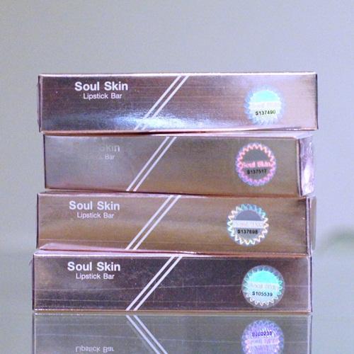 Soul Skin Lipstick Bar ลิปออแกนิค ทูโทน ราคาส่งร้านคุณอลิส
