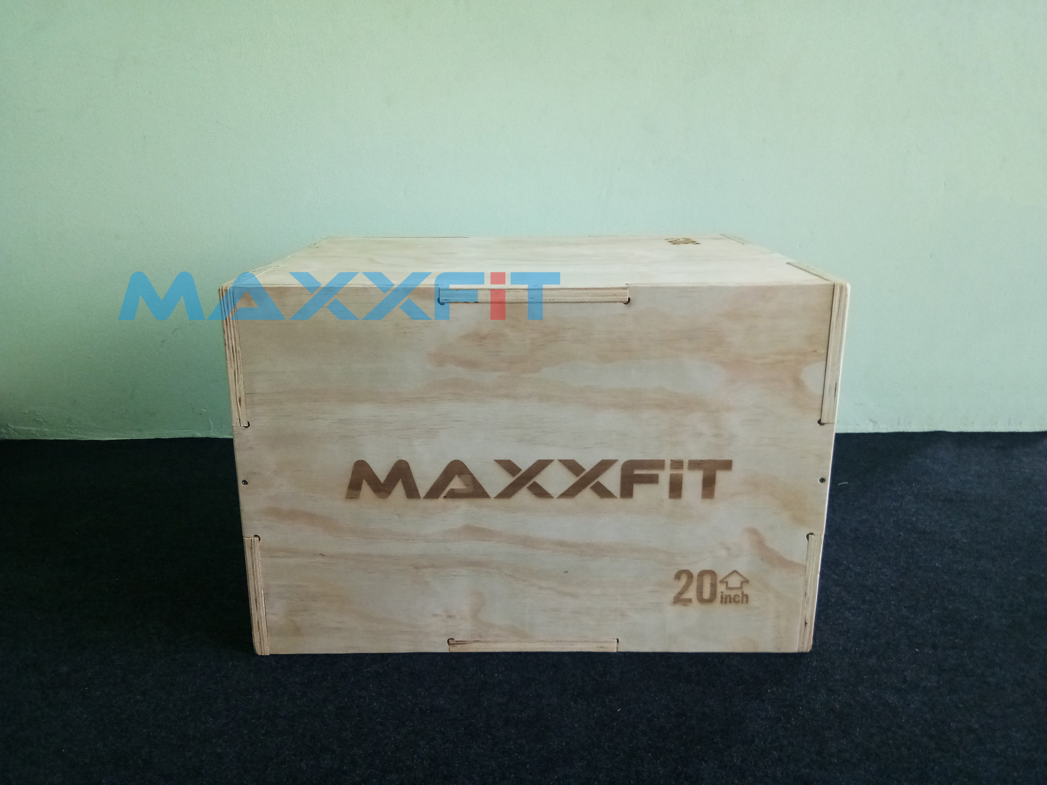 ขาย 3 In 1 Wooden Boxjump Plyometric Box