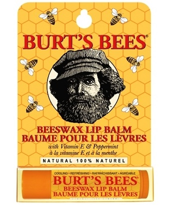 BURT'S BEES :: Burt's bee Honey Lip Balm ปลอบประโลมริมฝีปากอย่างอ่อนโยนด้วย น้ำผึ้ง