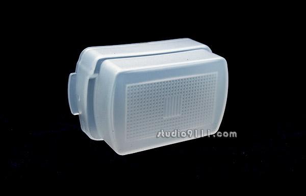 อุปกรณ์กระจายแสงแฟลช Diffuser Flash สำหรับ NIKON SB800