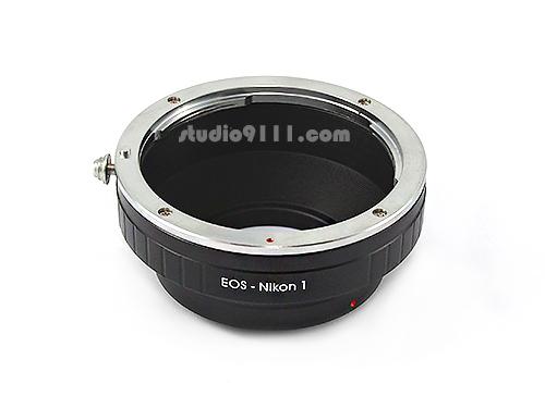 อแดปเตอร์แปลงท้ายเลนส์ CANON EOS ใช้กับกล้อง NIKON 1