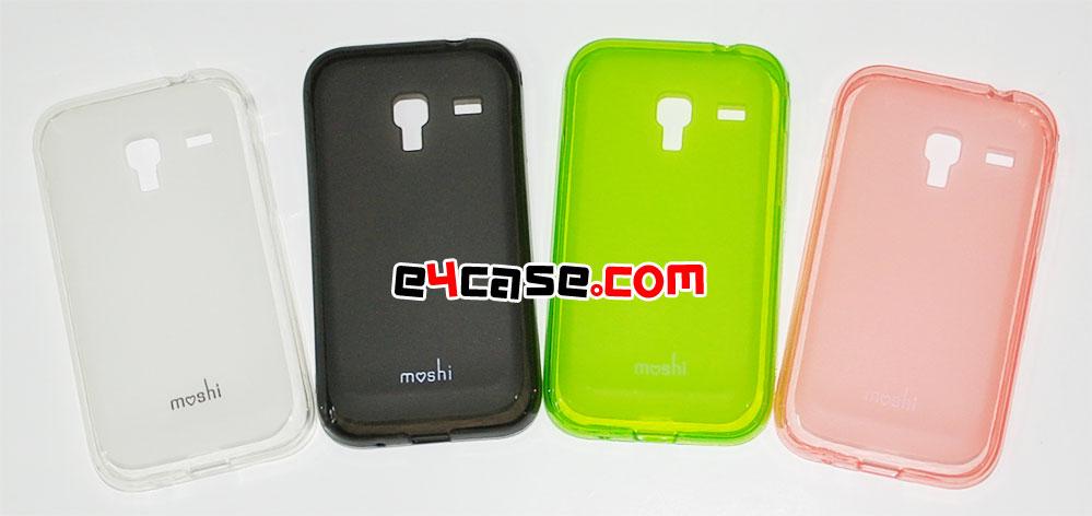 เคส Galaxy Ace Plus (Samsung S7500) - เคสยาง