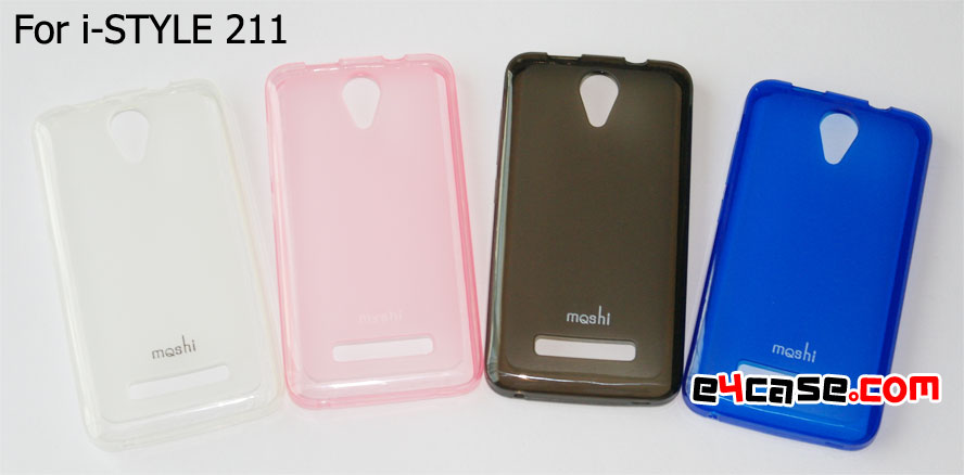 เคส i-STYLE 211 (i-mobile) - เคสยาง