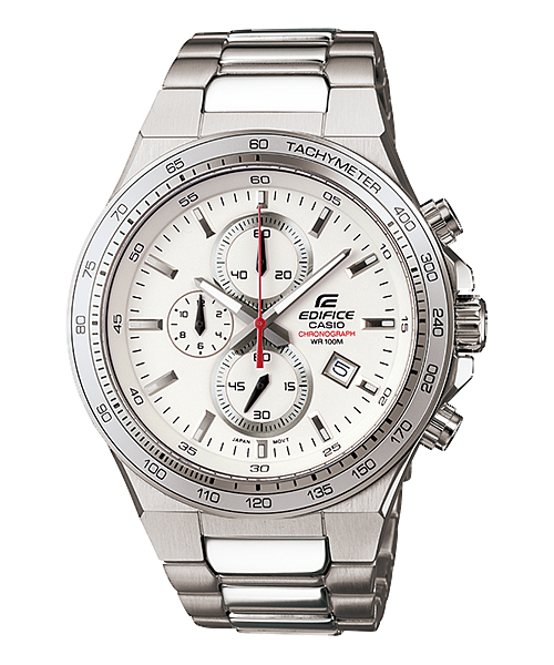 นาฬิกา คาสิโอ Casio Edifice Chronograph รุ่น EF-546D-7AVDF สินค้าใหม่ ของแท้ ราคาถูก พร้อมใบรับประกัน