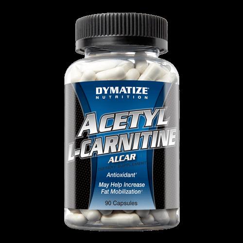 Dymatize Acetyl L-Carnitine 90 CAPSULES เสริมการดูดซึม เหนือ L-CARNITINE ทั่วไป สำเนา