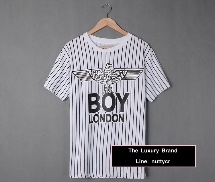 BOY LONDON EAGLE STRIPE T-SHIRT