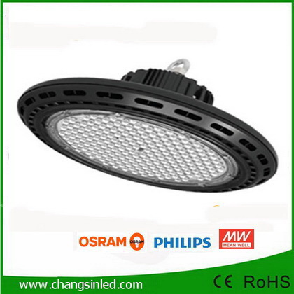 โคมไฟ LED High Bay Light UFO Design 200W