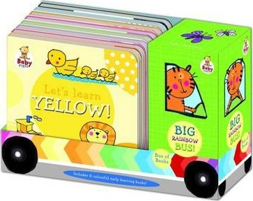 Big Rainbow Bus