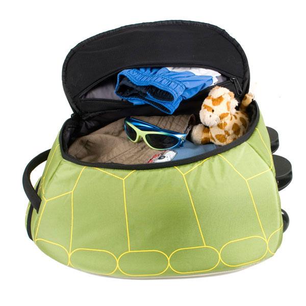 กระเป๋าล้อลากคุณภาพเยี่ยมจาก Little Life ลาย Turtle