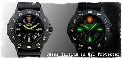 UZI PROTECTOR Swiss tritium จาก buy-watch.net