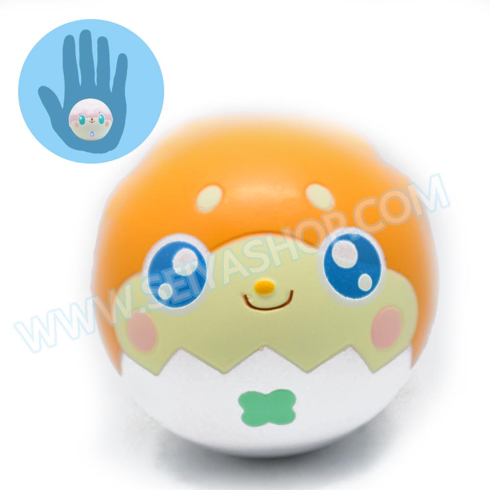 CA799 สกุชชี่ GeiiWoo ~ super kawaii ขนาด 5 cm สีส้ม (Standard)