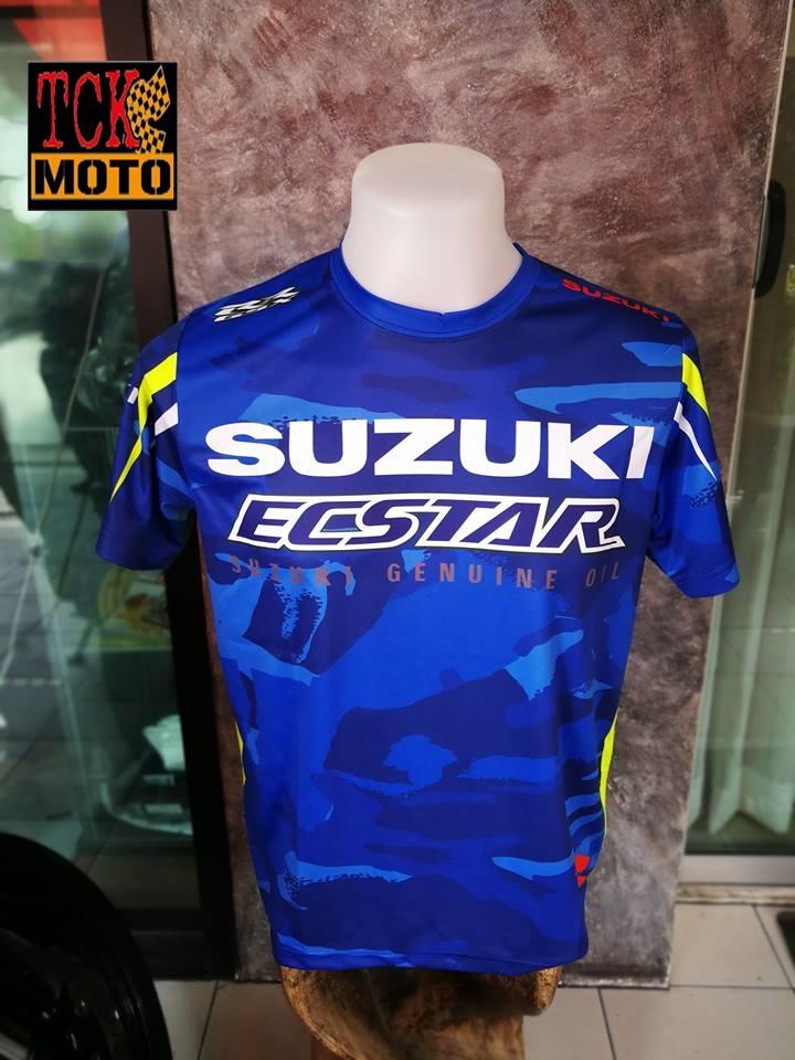 เสื้อยืด SUZUKI