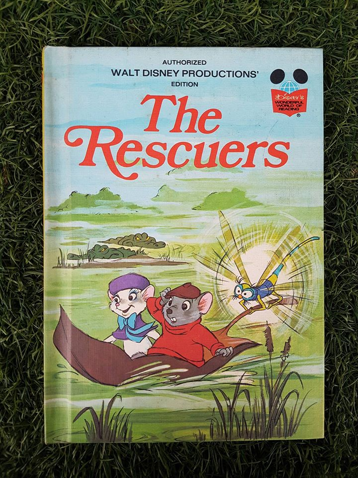 WALT DISNEY PRODUCTIONS : The Rescures