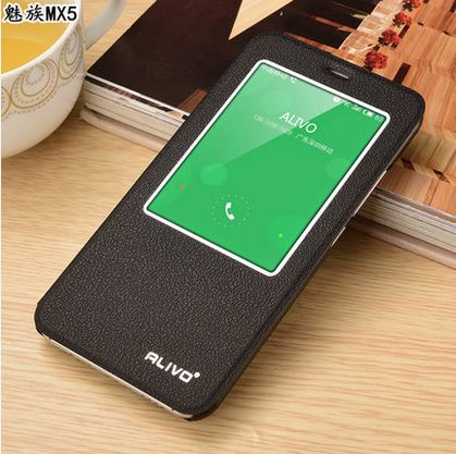 (พรีออเดอร์) เคส Meizu/MX5-Alivo flip case