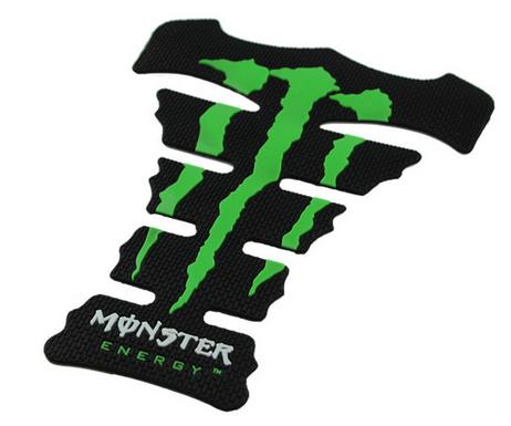 สติกเกอร์กันรอยถัง Monster