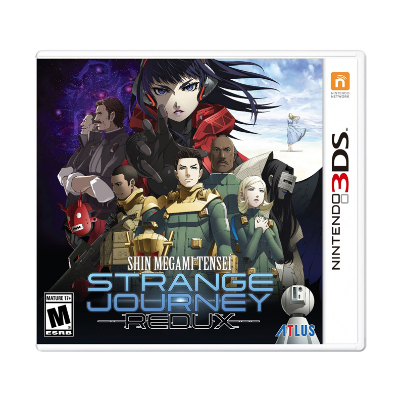 3DS Shin Megami Tensei: Strange Journey Redux Zone US / English ราคา 1390.-