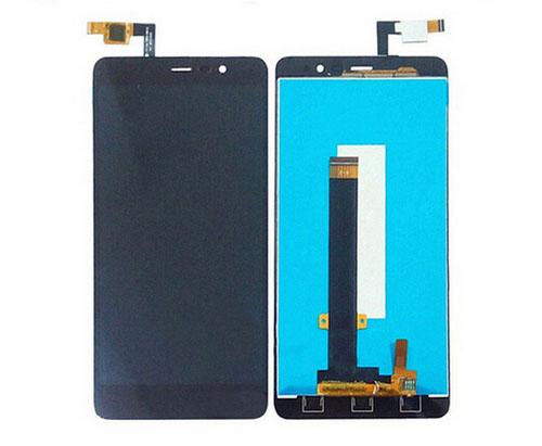 ราคาหน้าจอชุด+ทัสกรีน Xiaomi Redmi note 3 สีดำ แถมฟรีไขควง ชุดแกะเครื่อง อย่างดี