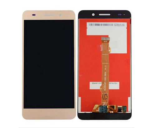 ราคาหน้าจอชุด+ทัชสกรีน Huawei Y6II สีทอง แถมฟรีไขควง ชุดแกะเครื่อง อย่างดี