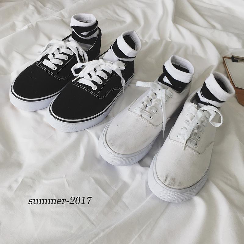 รองเท้าผ้าใบ   รองเท้าลำลอง   รองเท้าแฟชั่น