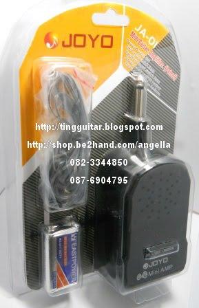 แอมป์กีต้าร์ จิ๋วๆJoyo Small Mini Guitar Amplifier MP3 เสียงดีมาก