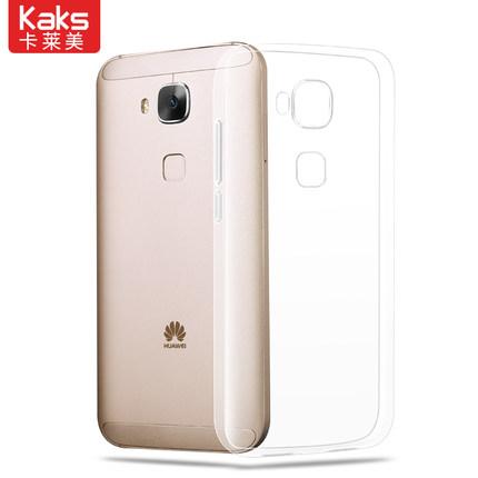 (พรีออเดอร์) เคส Huawei/G7 Plus-ซิลิโคนเคสนิ่ม แบบบาง