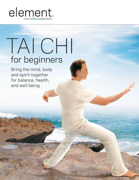 Tai Chi for Beginners with Samuel Barnes