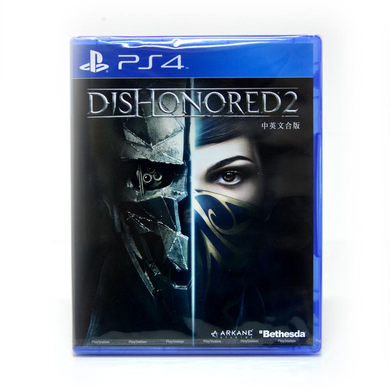 PS4™ Dishonored 2 Zone2 eu English