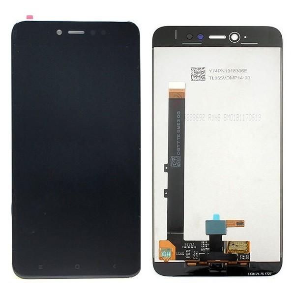 ราคาหน้าจอชุด+ทัสกรีน Xiaomi Redmi Note 5A Prime สีดำ แถมฟรีไขควง ชุดแกะเครื่อง อย่างดี