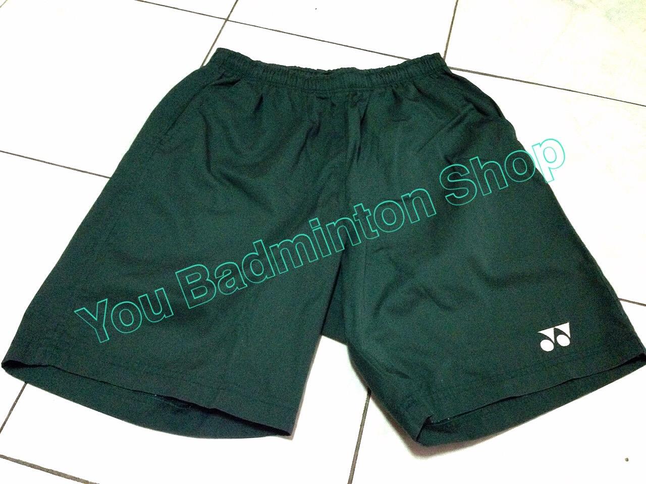 (Code 04) กางเกงขาสั้น Yonex สีเขียว แท้ (Made in Japan)