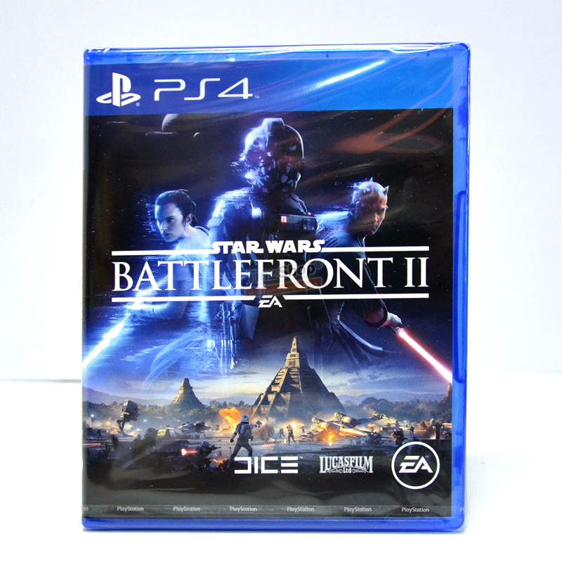 PS4™ Star Wars Battlefront II Zone 3 Asia/ English