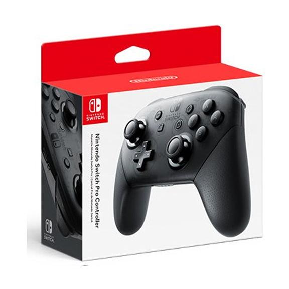 Nintendo Switch™ Pro Controller จอยโปรฯ ราคา 2390.- (ราคาล๊อตใหม่ ลงจ้า)