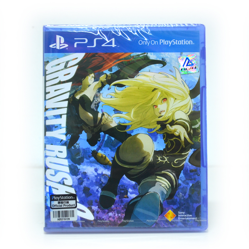 PS4™ Gravity Rush 2 Zone 3 Asia/ English