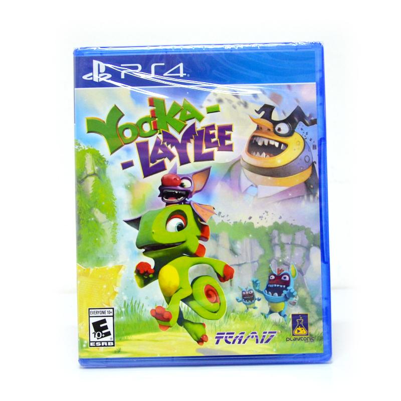 PS4™ Yooka-Laylee Zone 1 US / English