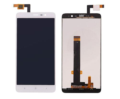 ราคาหน้าจอชุด+ทัสกรีน Xiaomi Redmi note 3 สีขาว แถมฟรีไขควง ชุดแกะเครื่อง อย่างดี