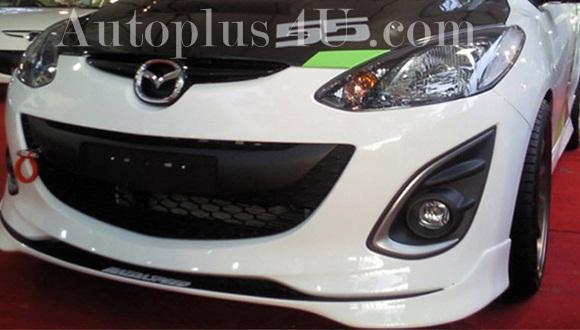 ชุดแต่ง Mazda 2 Evil 4D